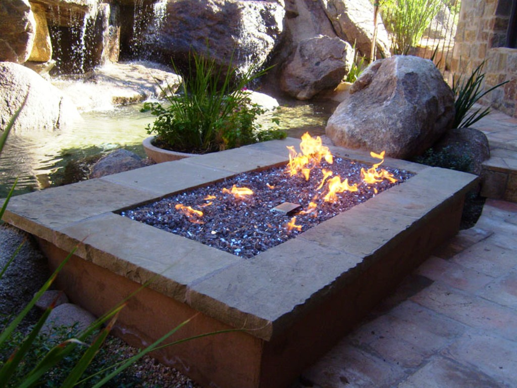 14-Outdoor Fire Pit
