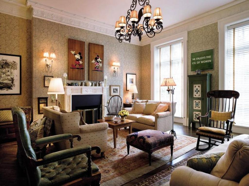 14-Traditional Living Room Ideas