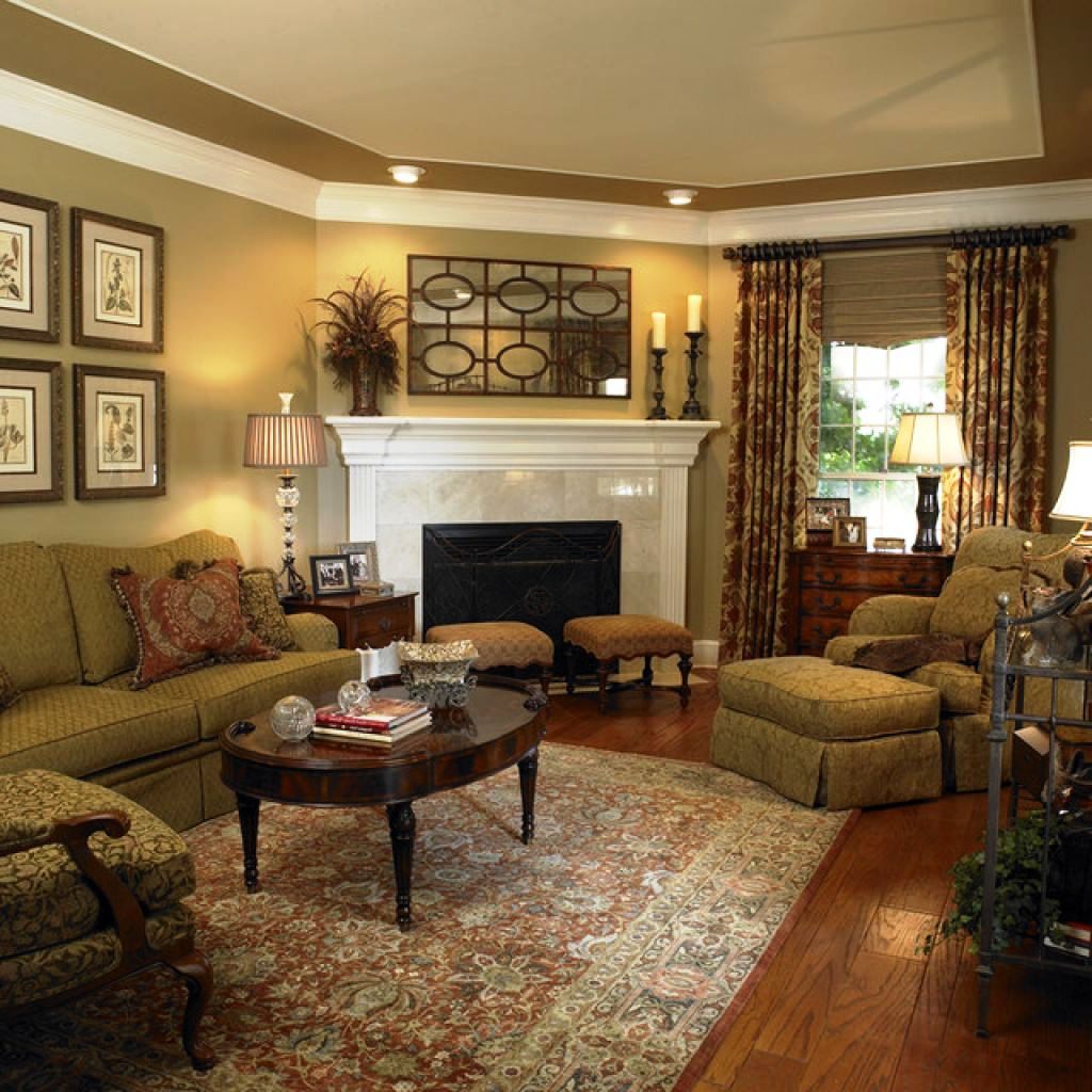 50 traditional living room ideas to inspire from for 50s living room ideas