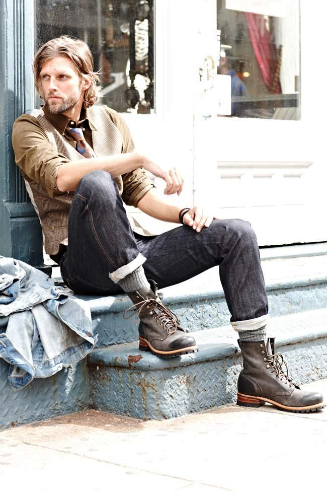 25 Rugged Men's Fashion Ideas For This Year
