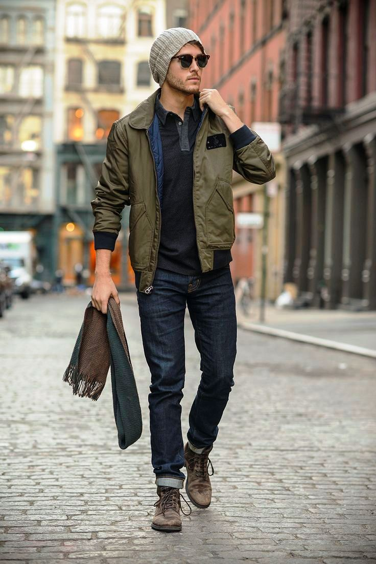 2-Casual Outfits For Men