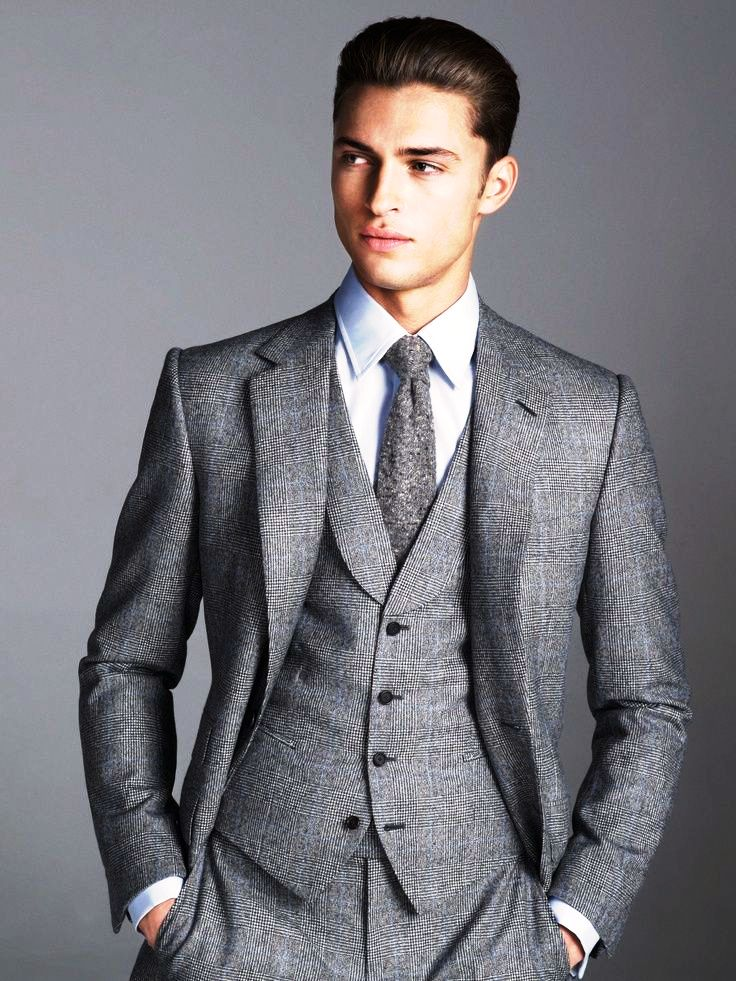 Suits men Fashion best photo