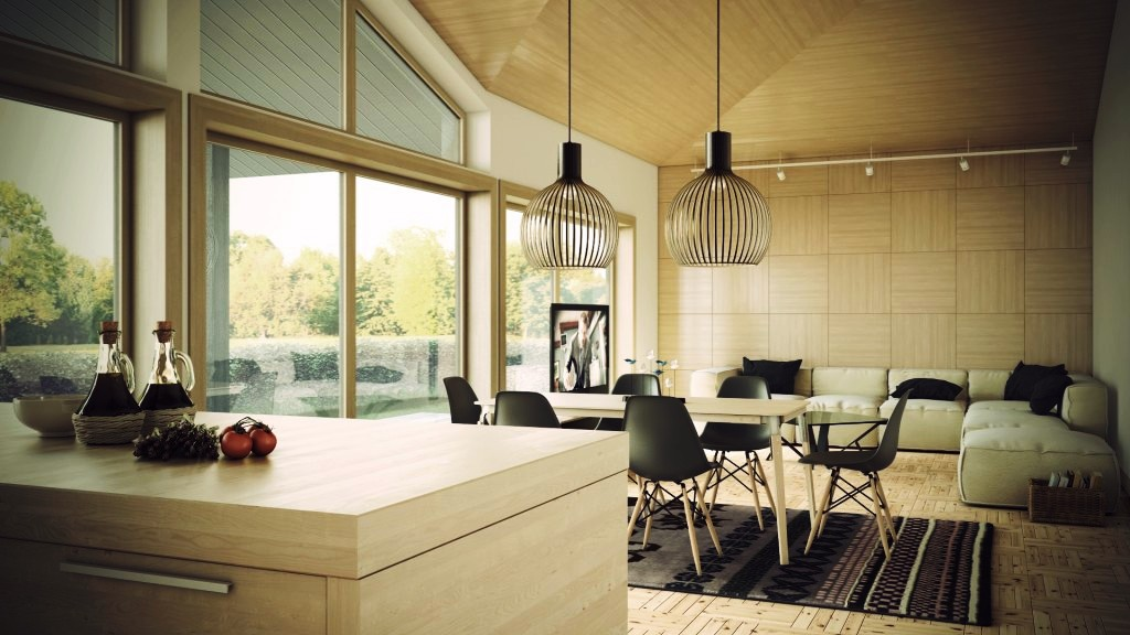 00-Contemporary Dining Room ideas