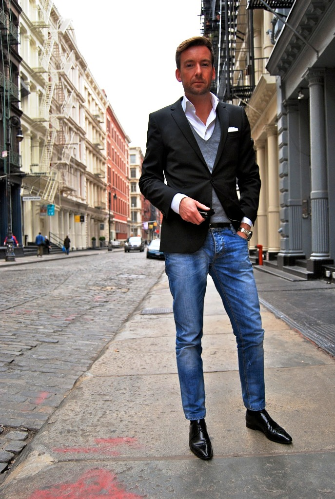 14. Mens Jeans Styles