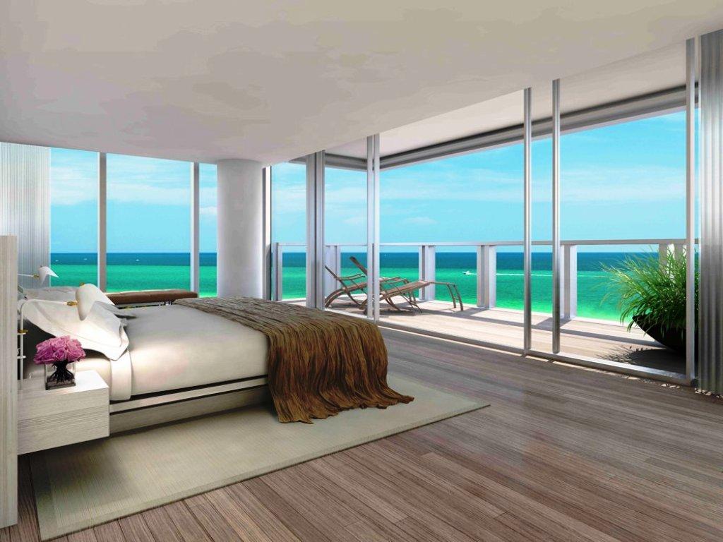 16-beach style master bedroom
