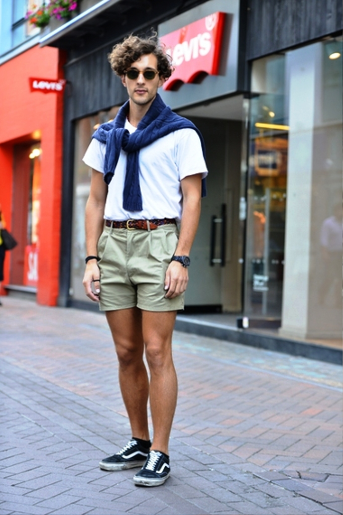 17. Short Outfits For Men
