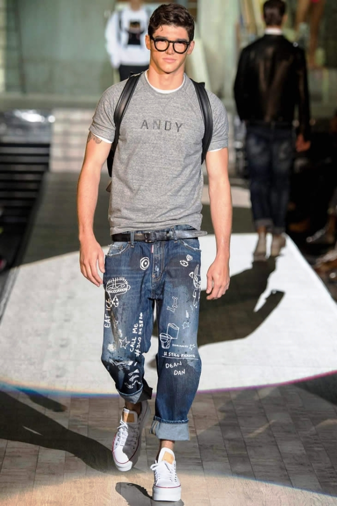 2. Mens Jeans Styles