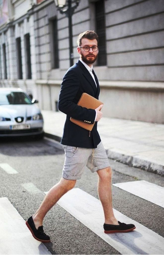 21. Short Outfits For Men