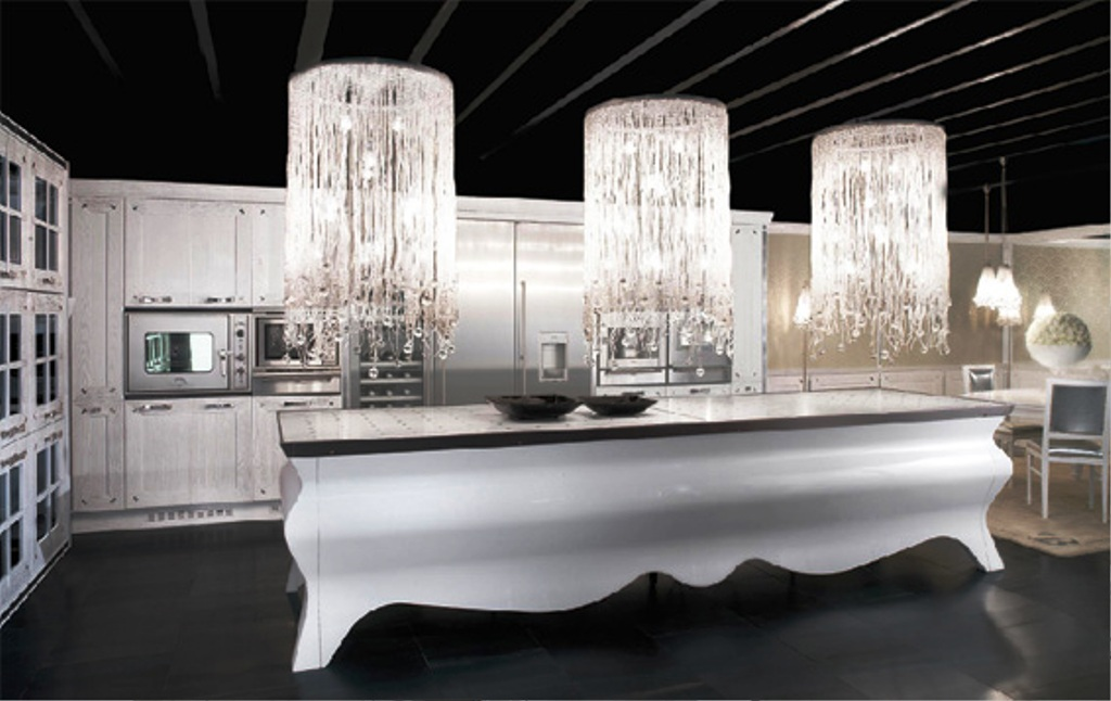 27. White luxury Kitchens