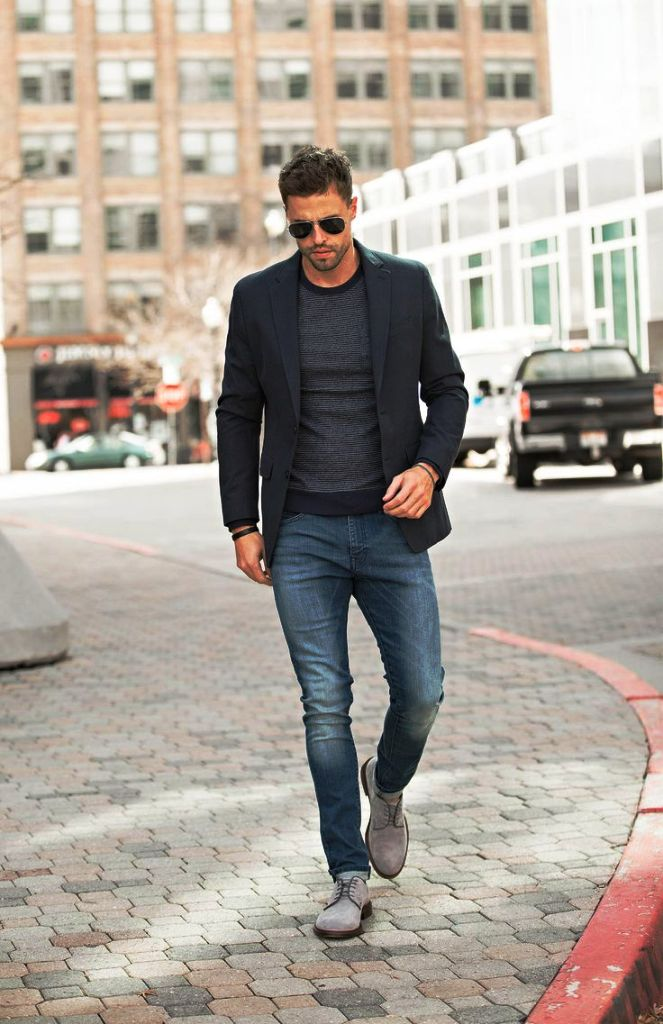 33. Mens Jeans Styles