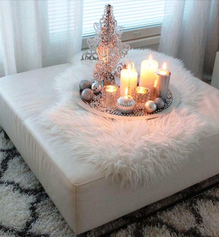 20 winter home decor ideas to make home look awesome for Ta home decor