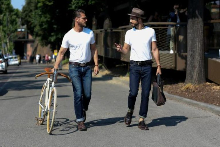 45 Ideas Of Jeans Styles For Men To Wear