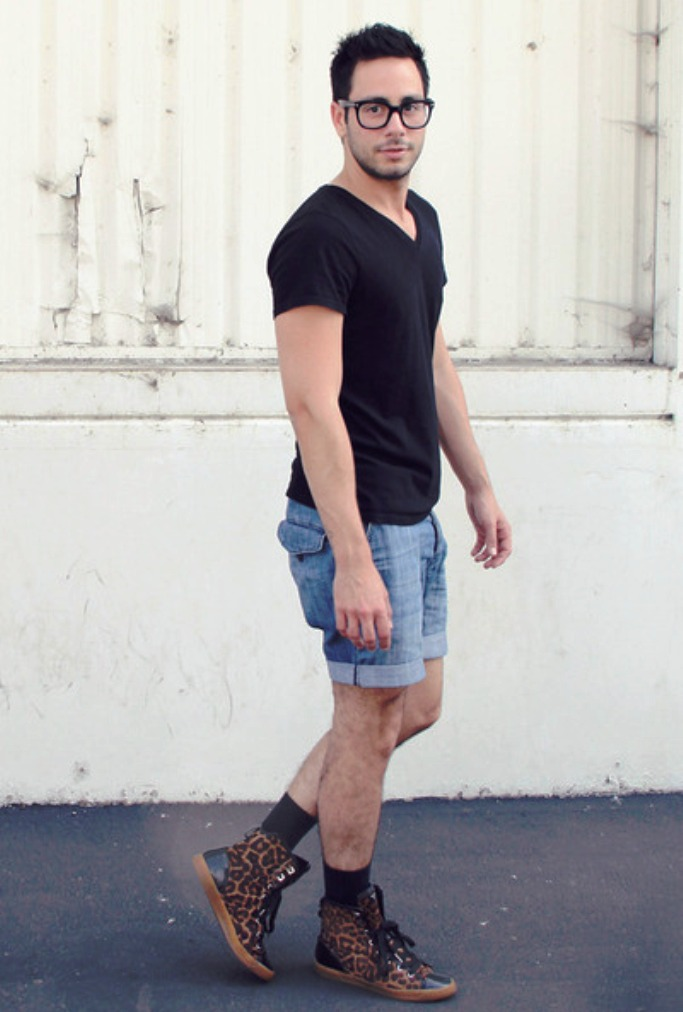 50. Short Outfits For Men