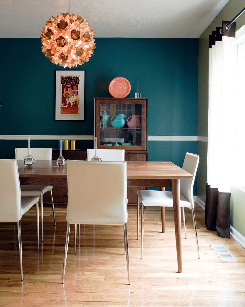 7-Contemporary Dining Room ideas