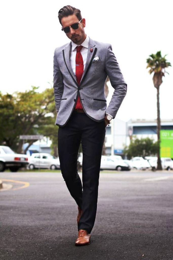 20 Formal Men Fashion Ideas To Look Attractive