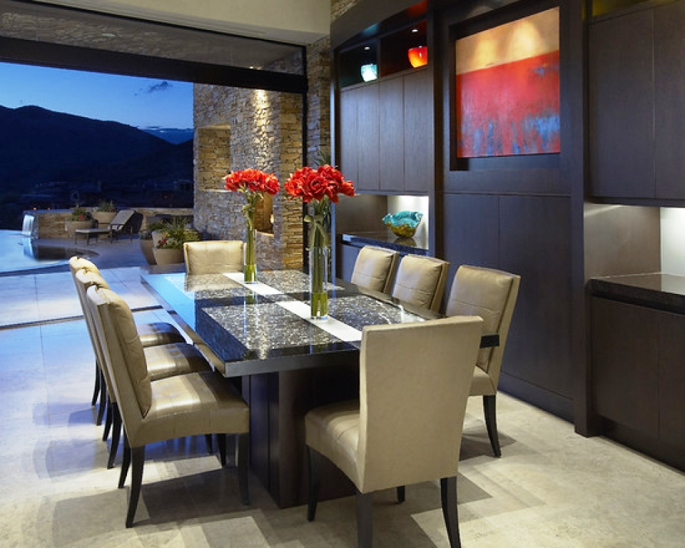 9-Contemporary Dining Room ideas