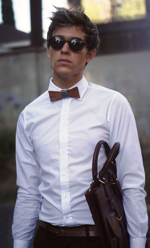 30 Bow Tie Fashion Ideas For Men To Look Stylish
