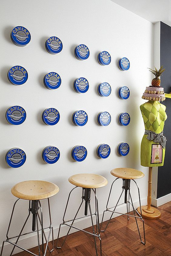25 unique wall decor ideas
