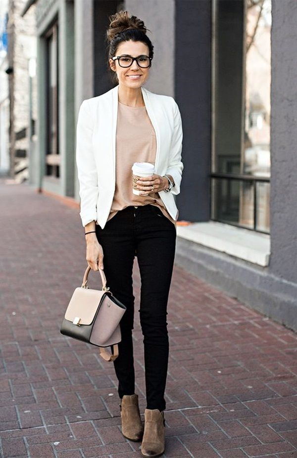 16-Cute Office Outfit Ideas