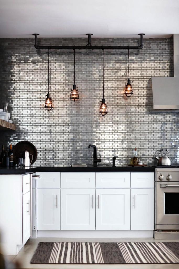 18-Industrial Kitchen Lighting