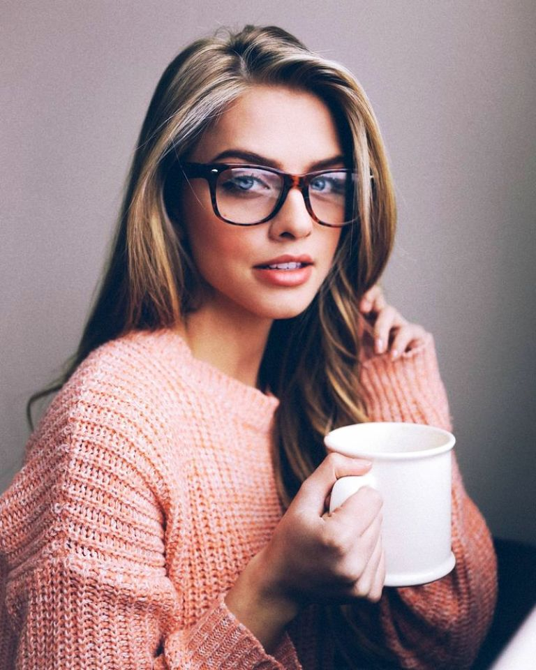2. Girls With Glasses