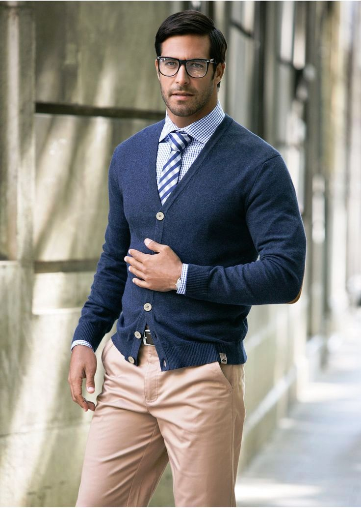 23-Men Trendy Office Outfit Ideas