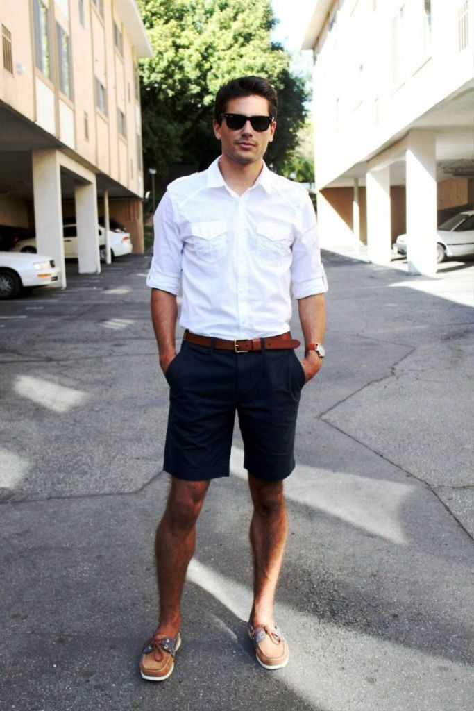 36. Preppy Mens Outfit