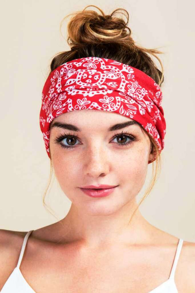 25 ideas of bandanas for women to try out instaloverz women bandanas for hair urmus Gallery
