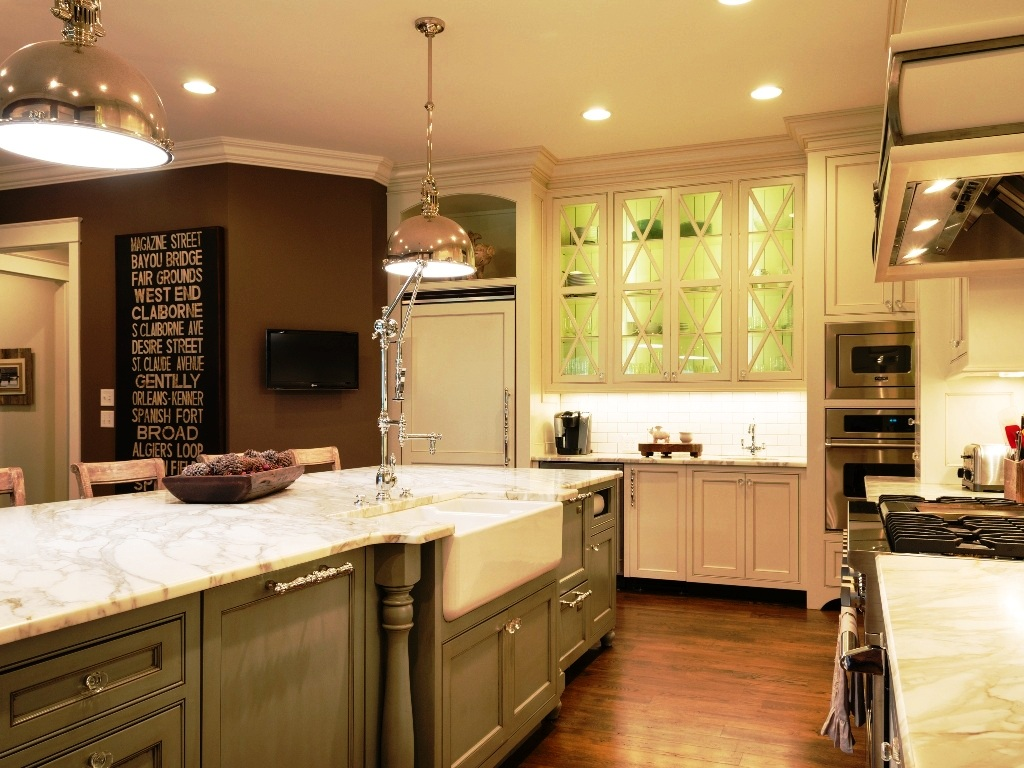 20 Adorable Craftsman Kitchen Design And Ideas For You ... on Kitchen Redesign Ideas  id=48164