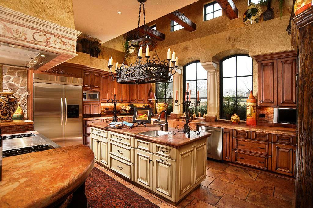 25 Charming Mediterranean Kitchen Design And Ideas Instaloverz