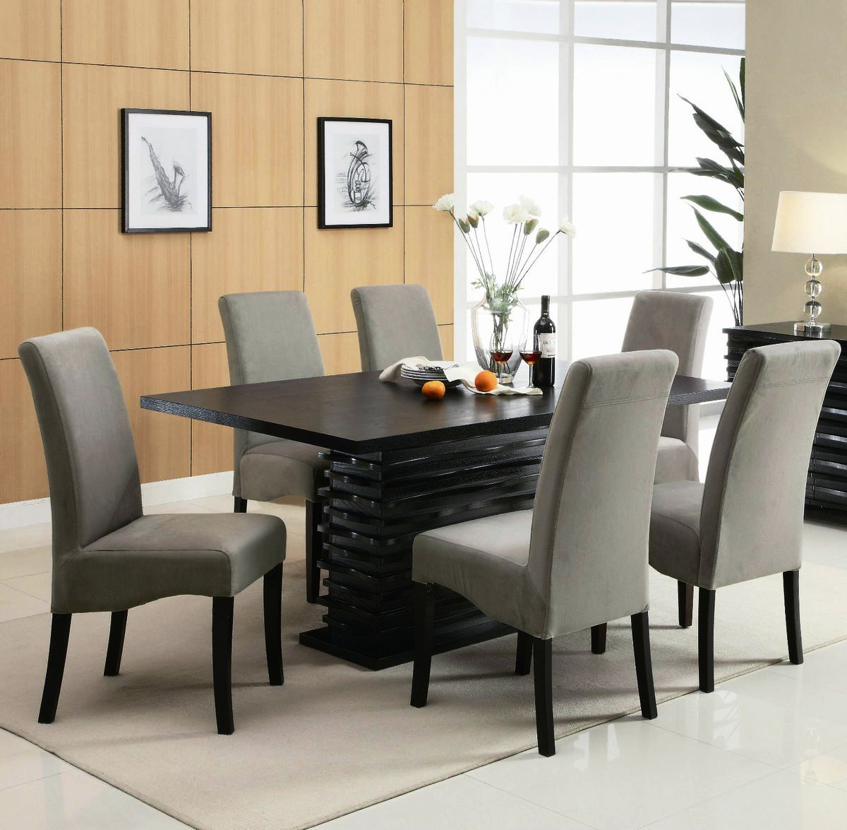 Contemporary Kitchen Tables