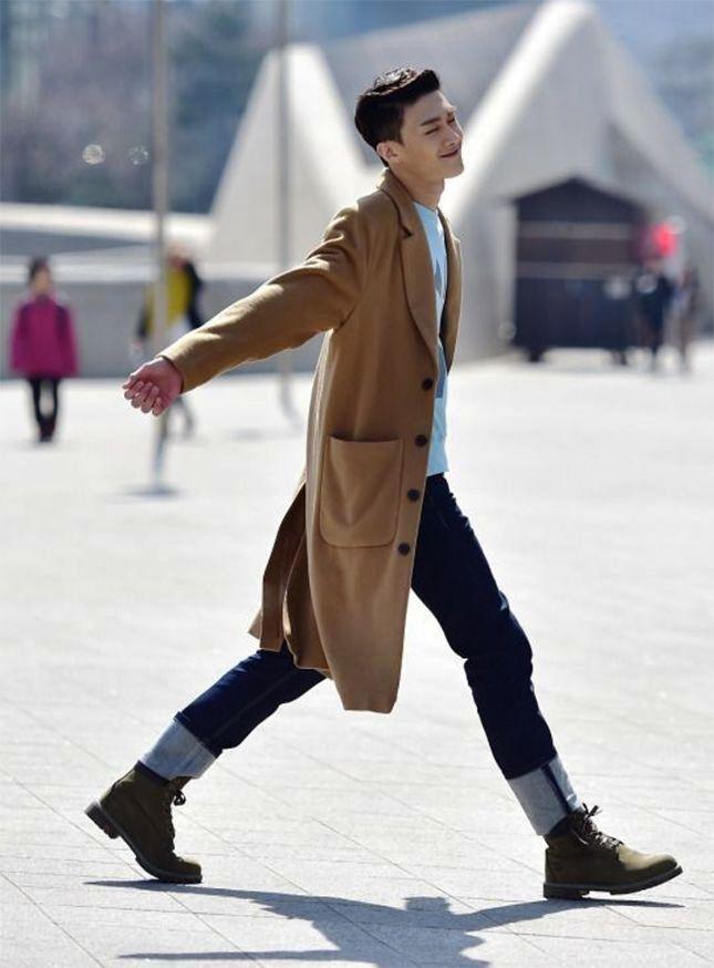4-Korean Style Outfits Men