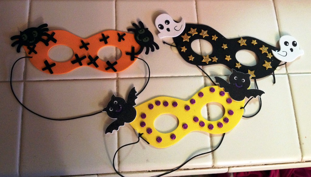 1-Halloween Craft Ideas