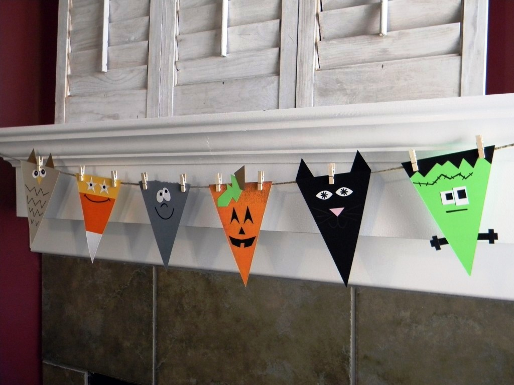 12-Halloween Craft For Kids