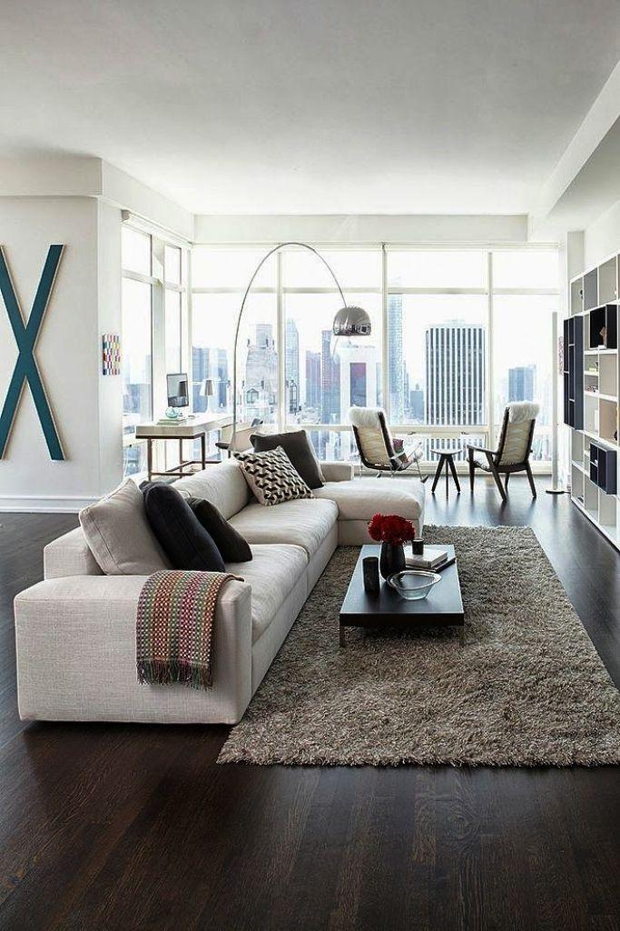 16. Modern Apartment Living Room Ideas