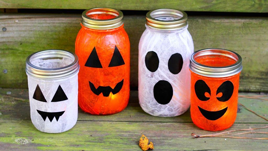 3-Halloween Craft Ideas