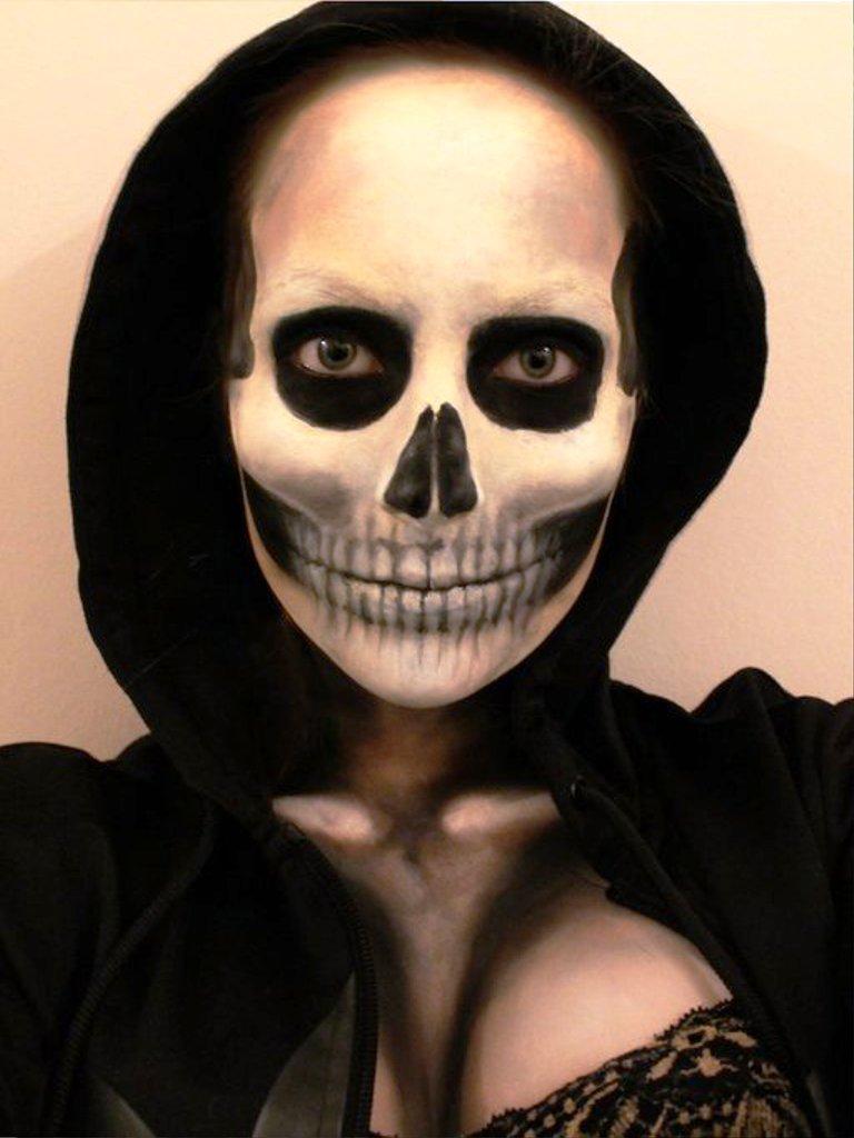 6. Skull Makeup Ideas