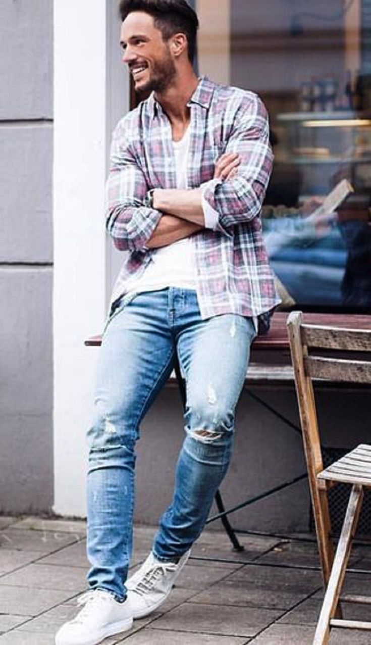 25 Best Casual Outfits For Men To Try This Year