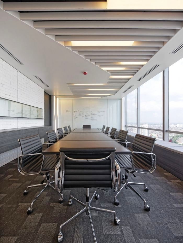 25 Stunning Conference Room Ideas To Try - Instaloverz