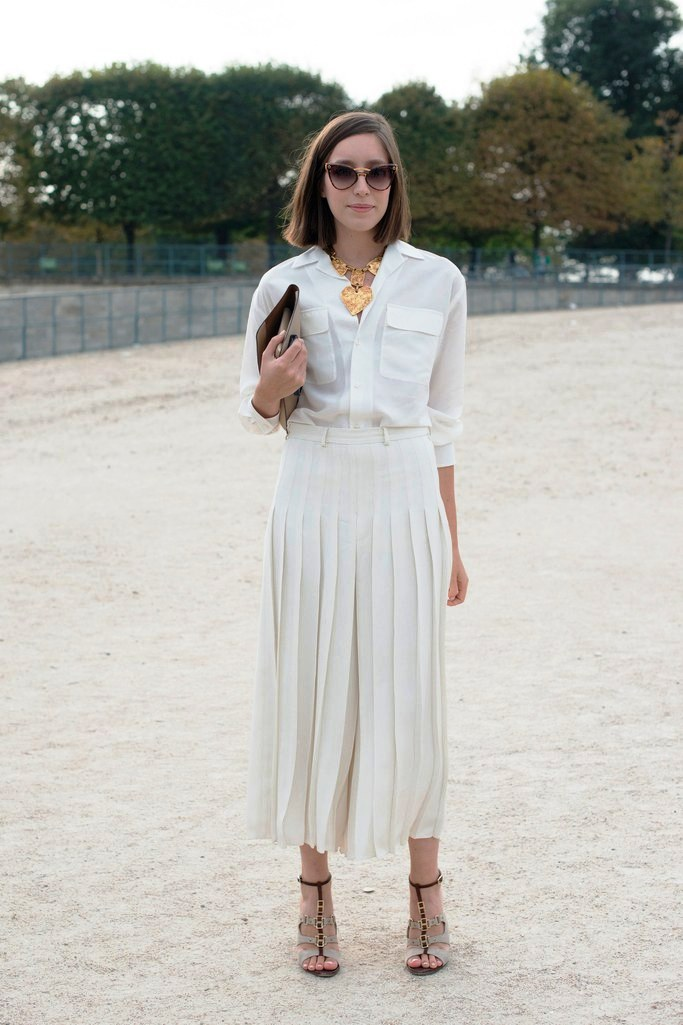 25-Culottes Outfit For Women