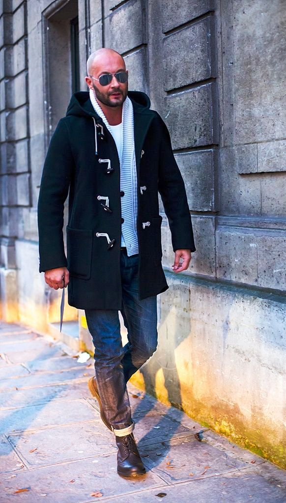 10-Overcoat Outfit Ideas For Man