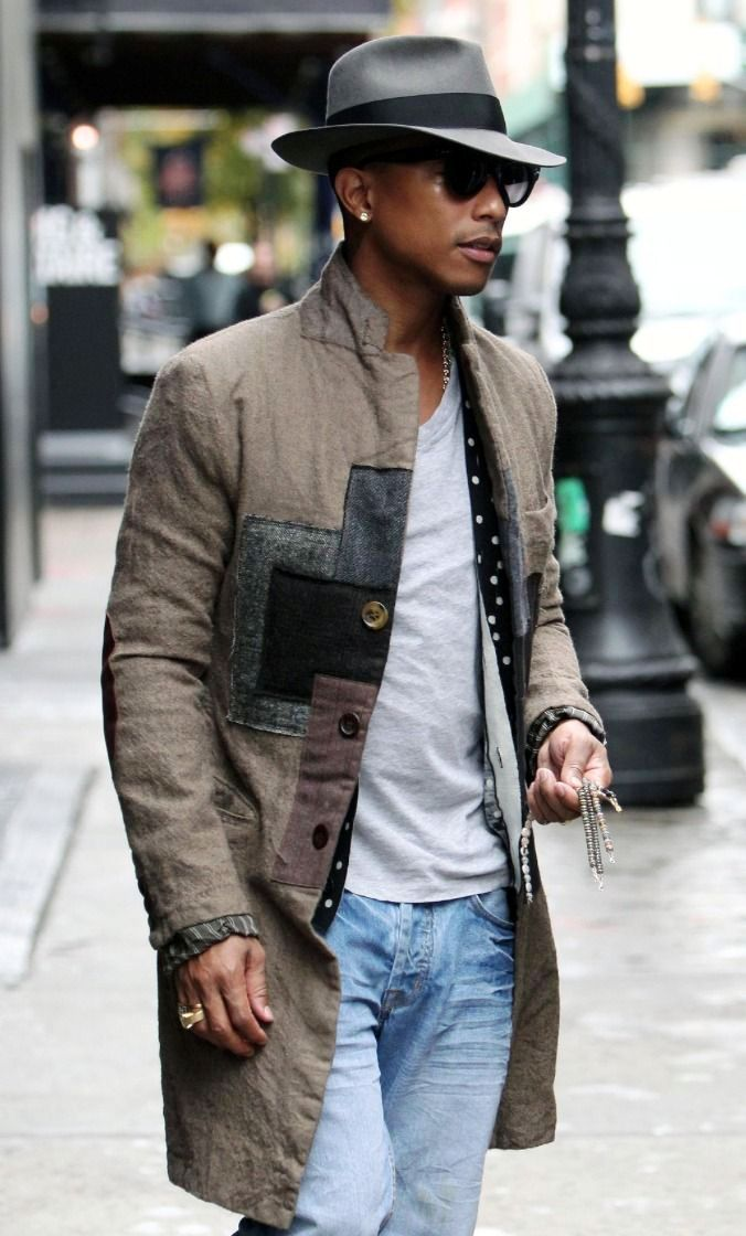 7-Overcoat Outfit Ideas For Man