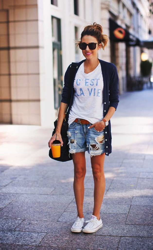 Cozy Converse Outfits For Womens (4)