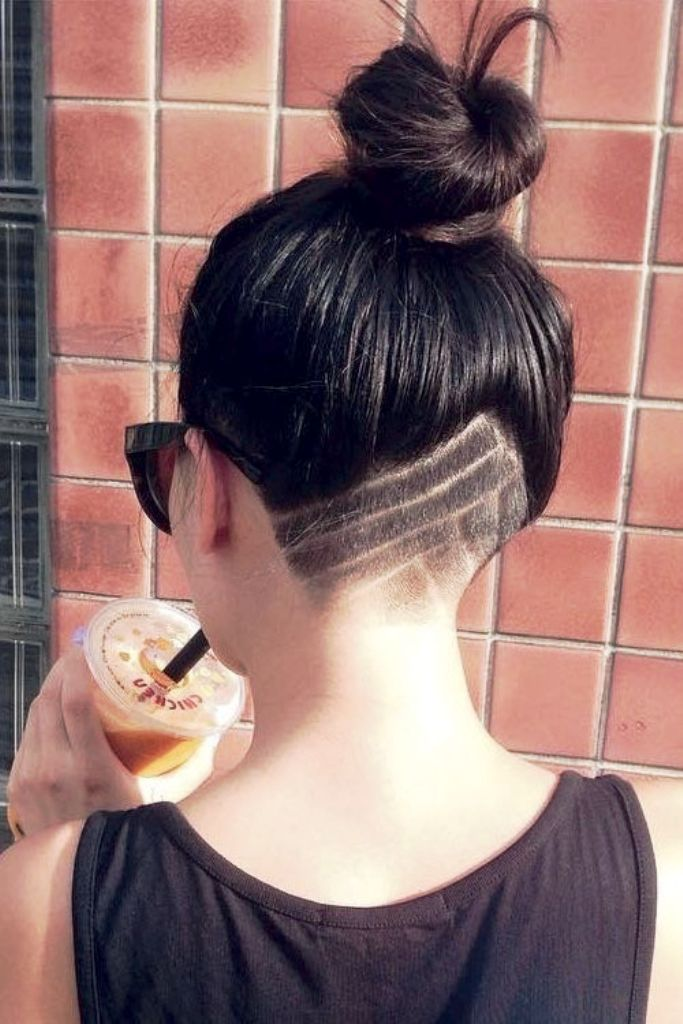 Cute Undercut Hairstyles For Womens (3)