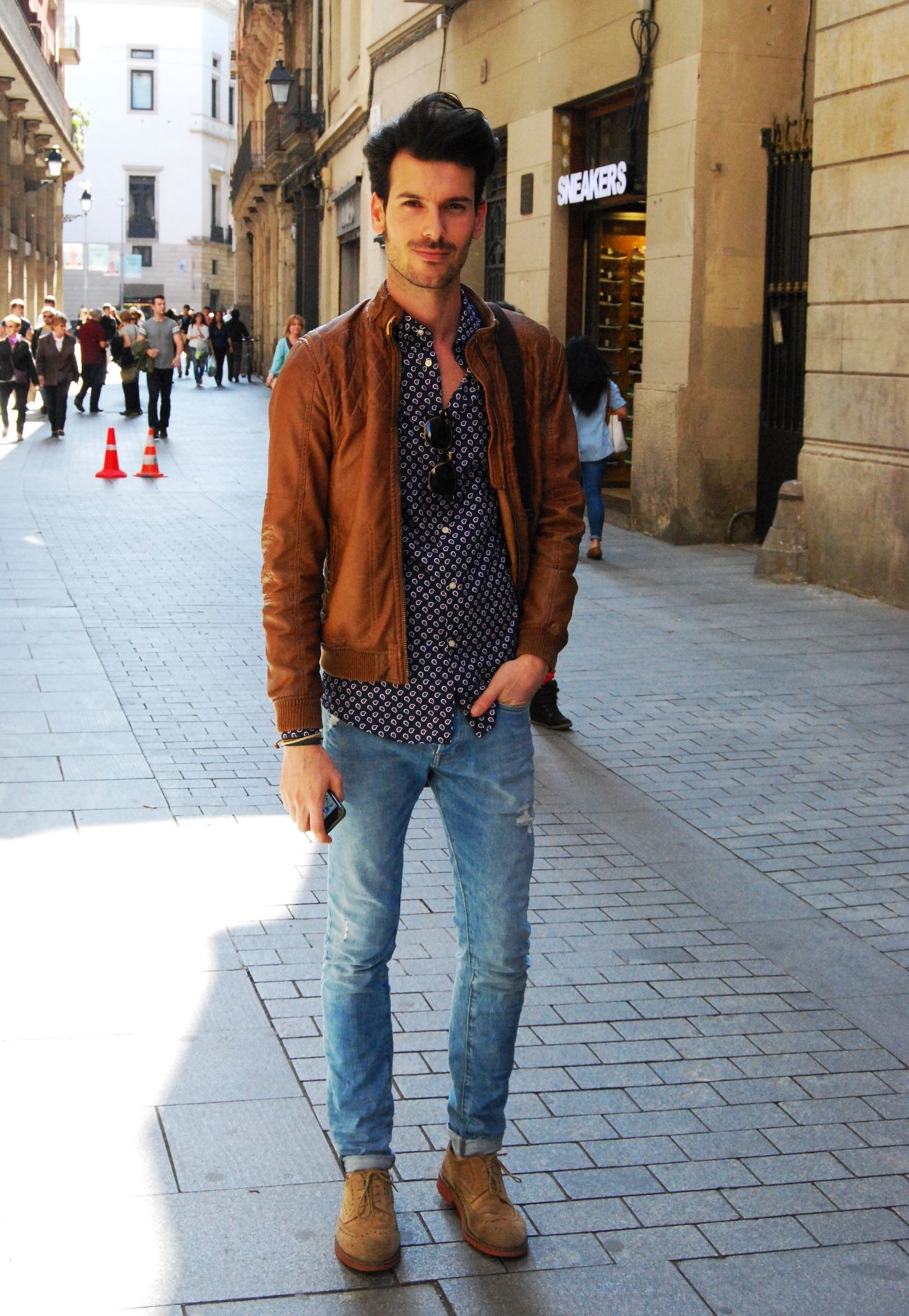 17. Urban Outfit Ideas For Men