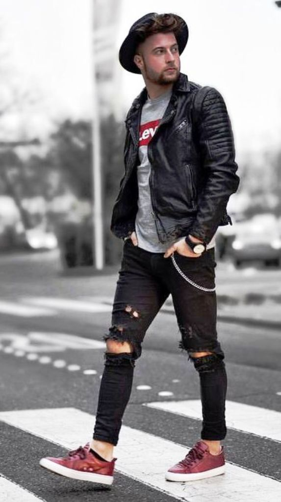19. Urban Outfit Ideas For Men