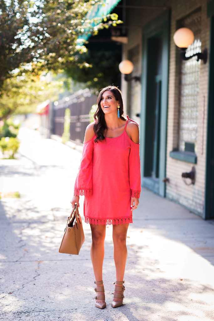 2-Coral Dress Ideas