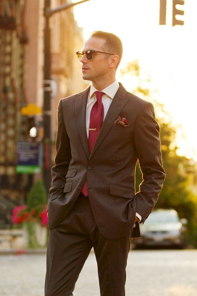 26-Men's Suits Combination Ideas