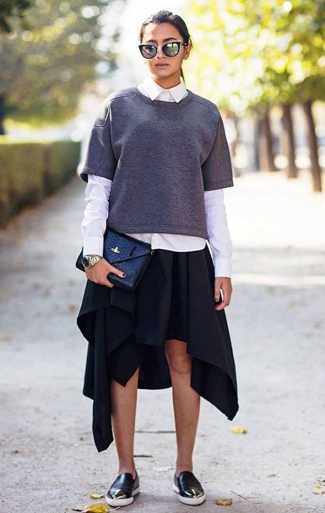 46-Sweatshirt Outfit For Women