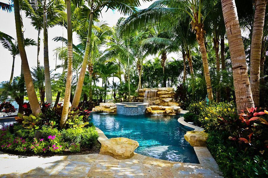 Tropical Landscapes Design
